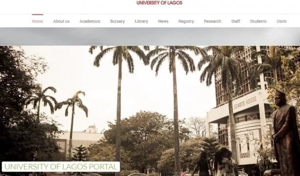 University of Lagos courses