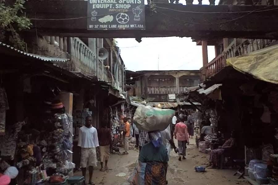 How I tried to buy a smartphone in Aba