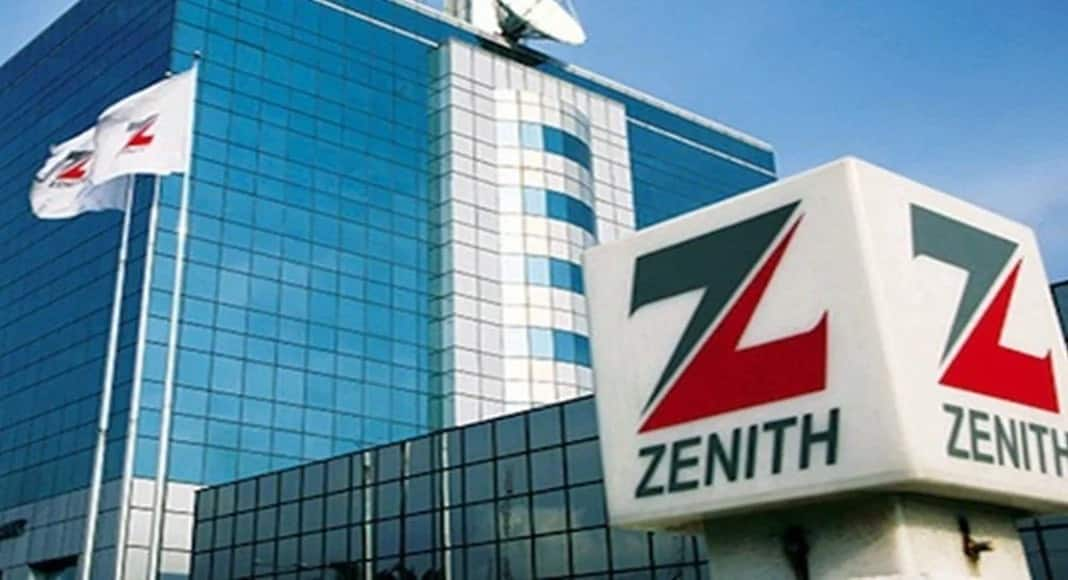 How to check zenith bank account balance on phone