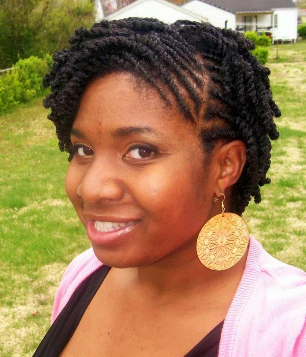 Natural Hair Twist Styles For Long And Short Hair Legit Ng