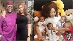 Femi Fani Kayode shows off his four handsome sons as he also appreciates their mother in an emotional note (photos)