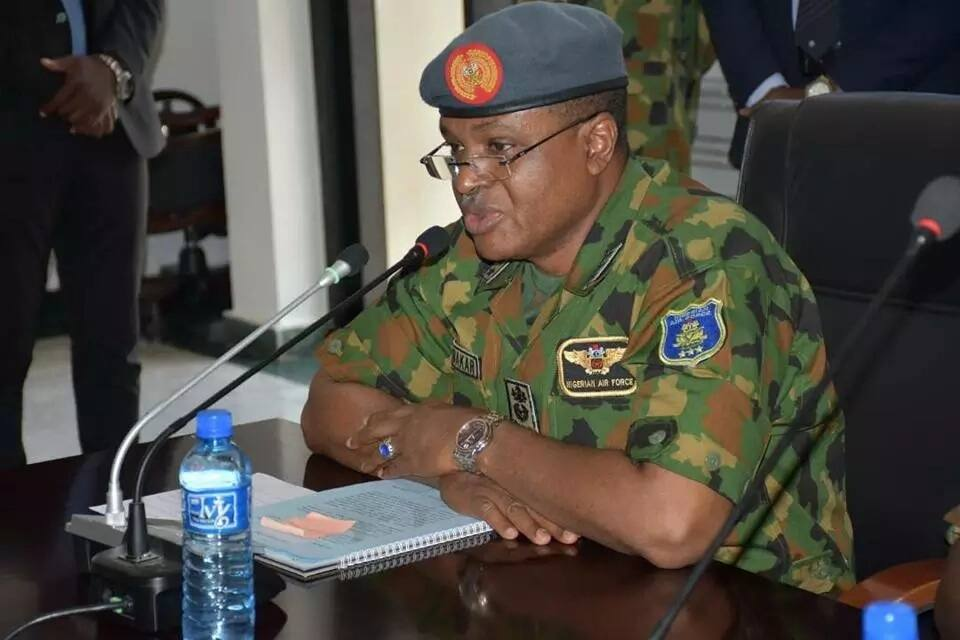 Newly established NAF command in Enugu to enhance south-east security, says CAS
