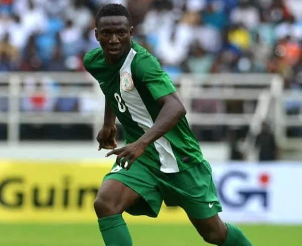 Five things you should know about Oghenekaro Etebo