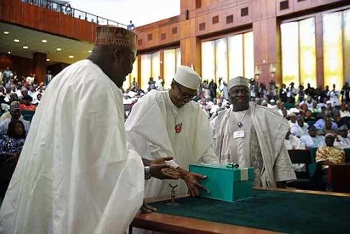 Sai da hadin kai Sanatoci da Shugaba Buhari za su tafi lafiya kalau inji Saraki