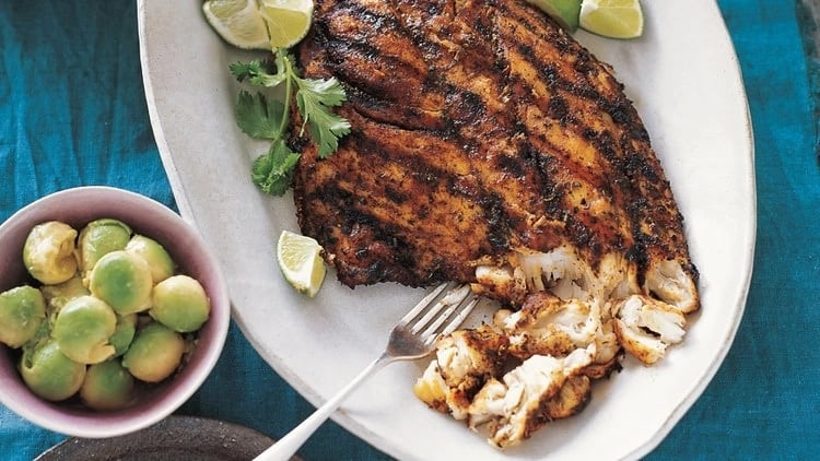 Recipes on how to grill fish