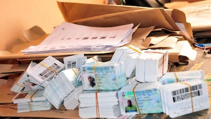 Youths invade INEC office, steal 2,045 PVCs