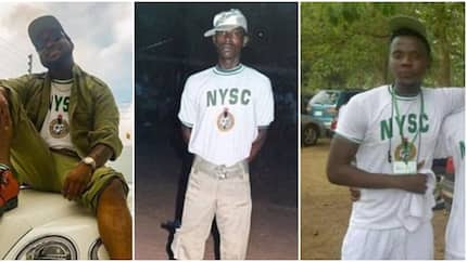 Davido, Yusuf Buhari and 5 other Nigerian celebs who have participated in NYSC