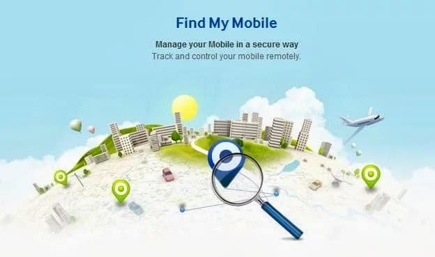 find my mobile