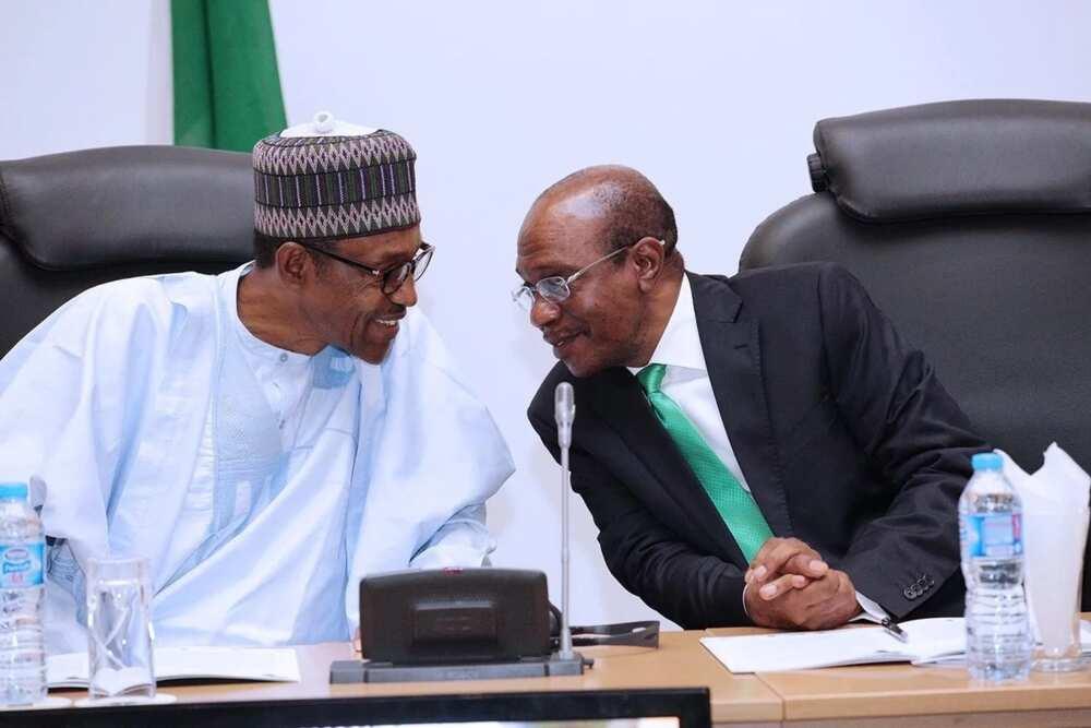 Karkashin Buhari, gwamnatin ta ci bashin N15.51tn hannun CBN