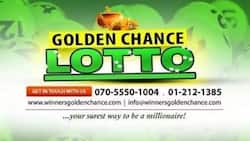 Play Golden Chance Lotto online and get 20% discount