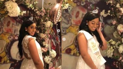 Beautiful photos from Sharon Oyakhilome's bridal shower