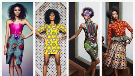Top incredible ankara styles for thin, beautiful and trendy women