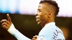 Babangida ya shawarci Iheancho da ya tashi daga Manchester City