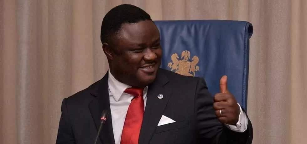 We said it before now - APC raises alarm as Cross River governor Ayade goes to school - Latest News in Nigeria & Breaking Naija News 24/7 | LEGIT.NG