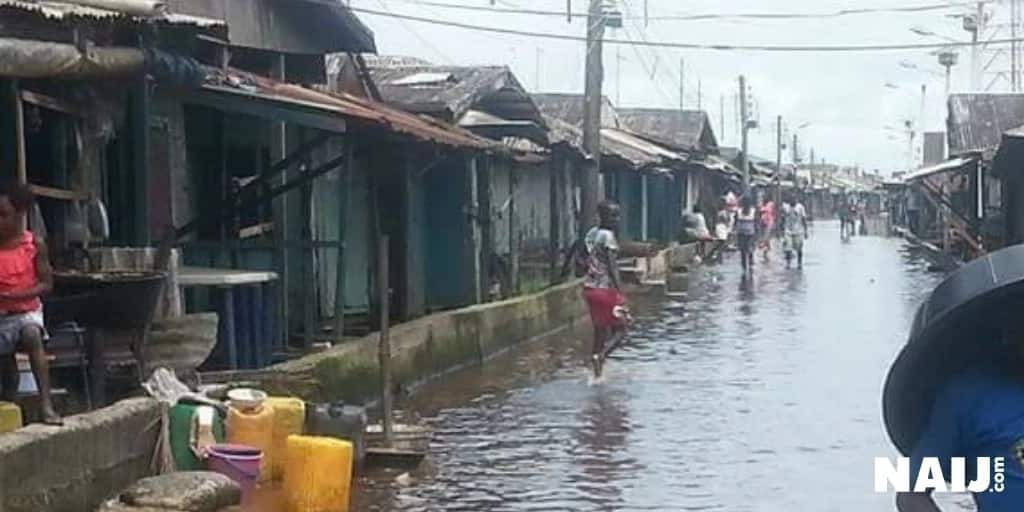 Investigation: How sea surge submerged Ondo communities, rendered people homeless after failed NDDC projects