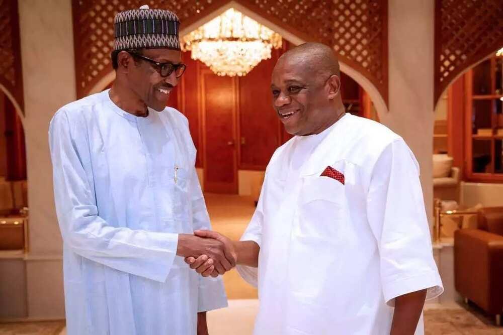 2023: Northern youths say they want Orji Kalu to be Buhari's successor