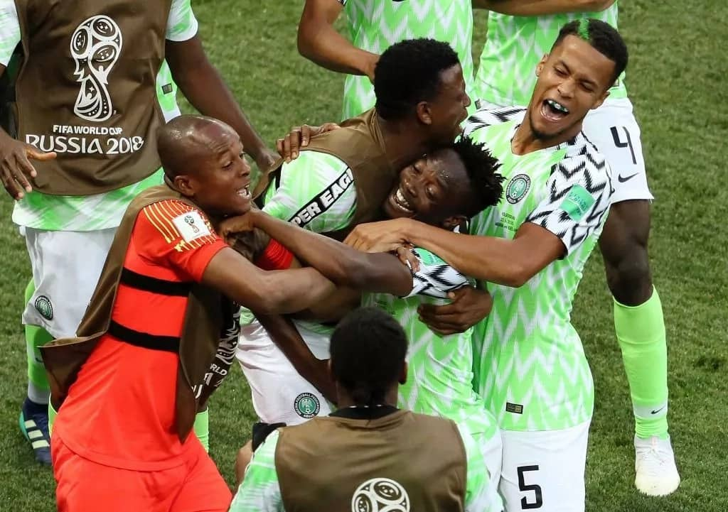 Download the Legit.ng app now to catch every moment of the 2018 FIFA World Cup in Russia