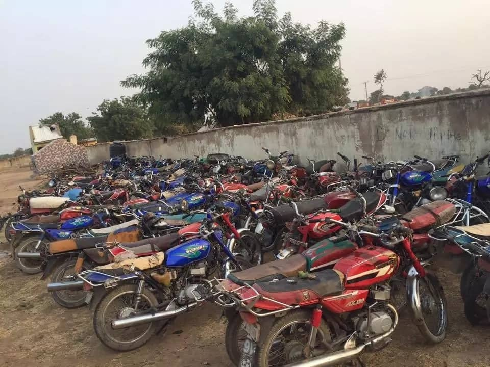 Troops intercept Boko Haram terrorists with 100 motorcycles