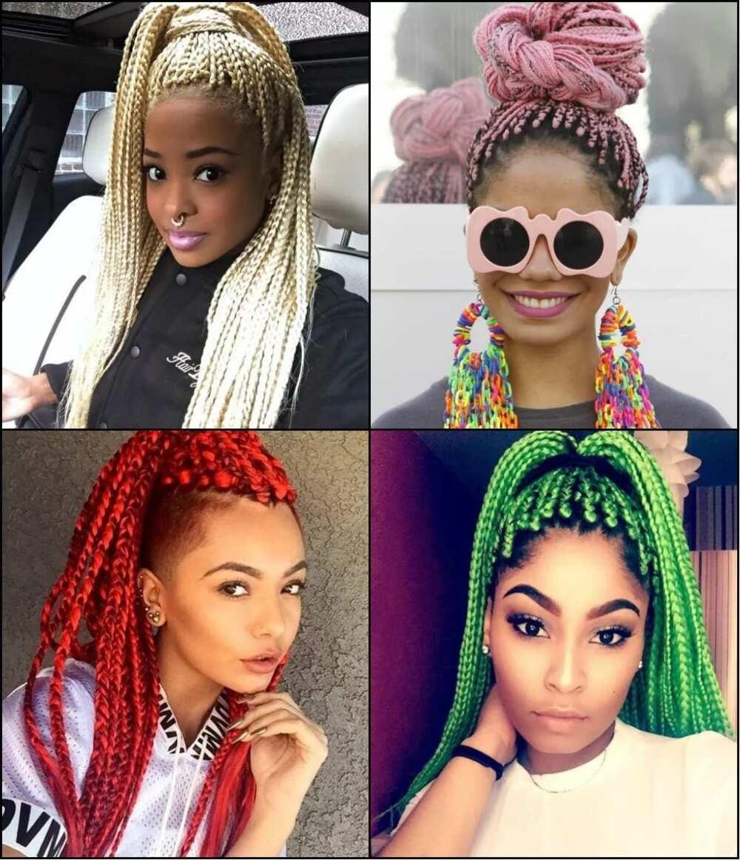 African braids 2017