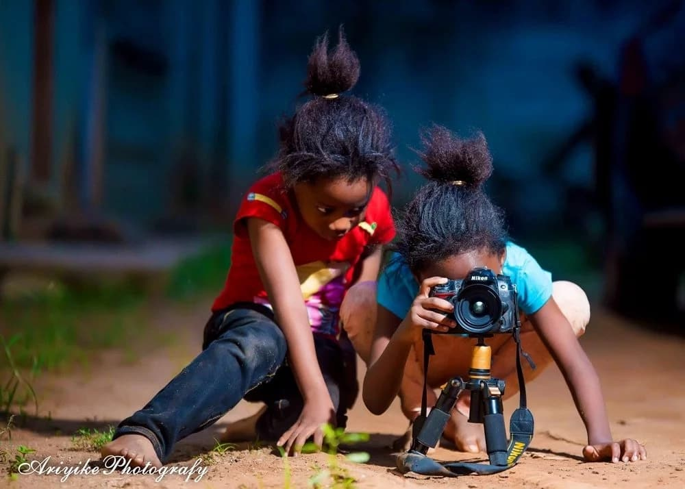 Meet 6 Year Old Nigerian Wonderkid Who Is Touching Lives With Her Photography