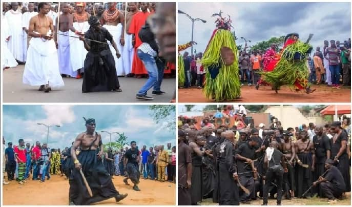 REVEALED! 9 sins you must avoid in the Oba of Benin palace