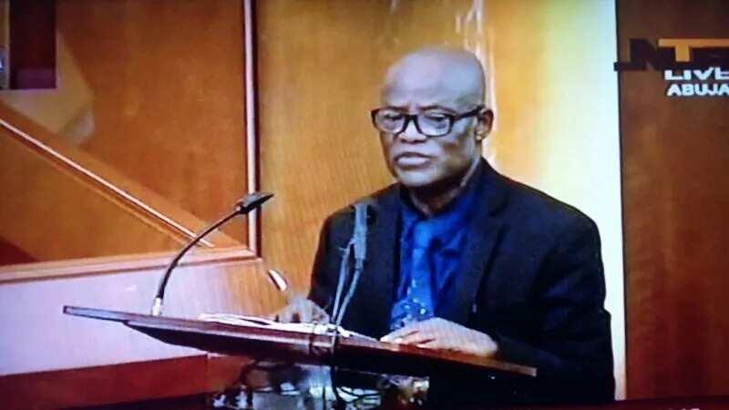 PDP Senators Silent As Senate Screens Amaechi, Others
