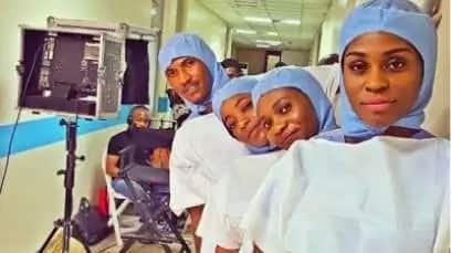 Actress Bimbo Akintola Turned Doctor In 93 Days