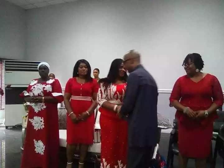 Lawmakers' wives celebrate valentine at Akwa Ibom state House of Assembly
