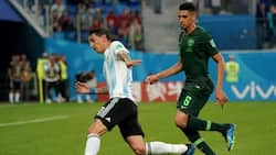 Super Eagles defender Leon Balogun reveals what his teammates must do to become better