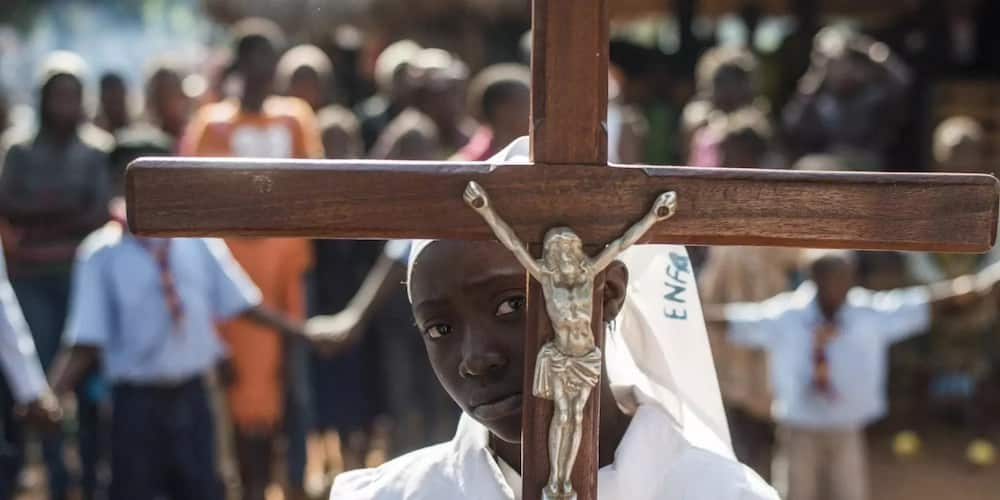 Image result for pictures of Christianity in Nigeria
