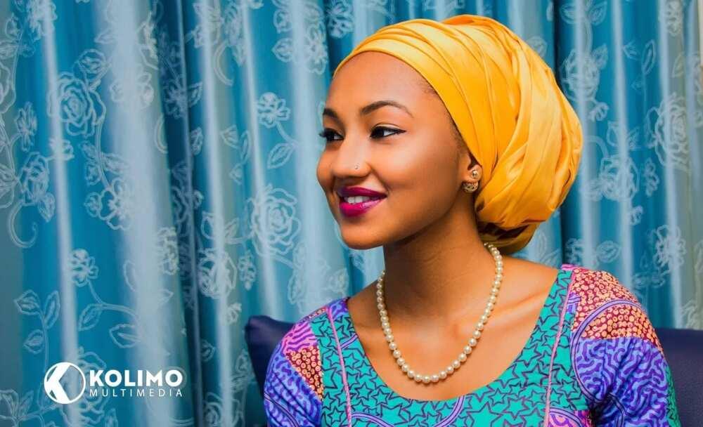 Zahra Buhari gets customized