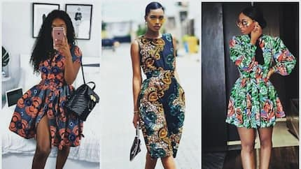 How to look like a celebrity in ankara styles