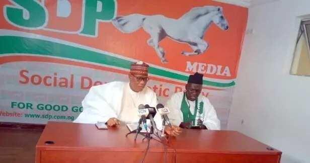 2019: Ba za ayi adalci ba muddin Buhari bai amince da gyaran dokar zabe ba - SDP