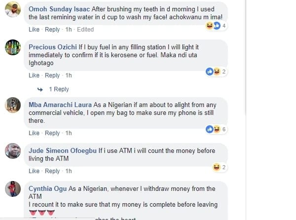 X hilarious signs you are truly Nigerian
