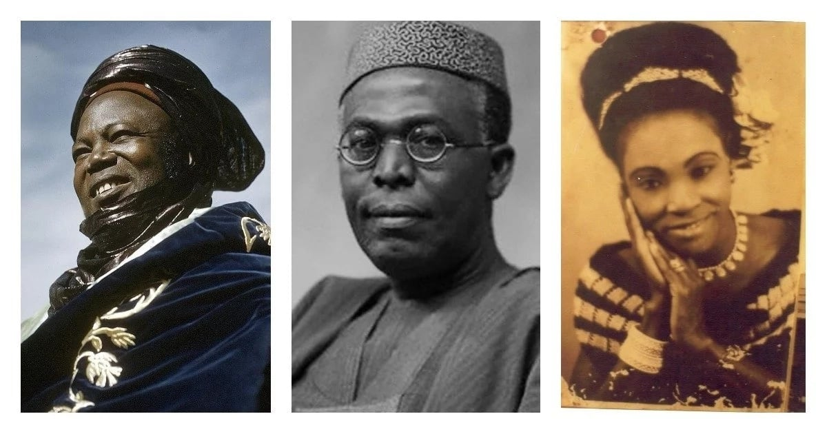 Nigerian heroes and their contributions