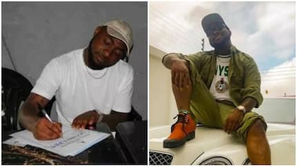 NYSC finally addresses Davido's activities during his service year