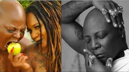 Charly Boy's wife Lady D writes him a heartfelt note, says he is spiritual