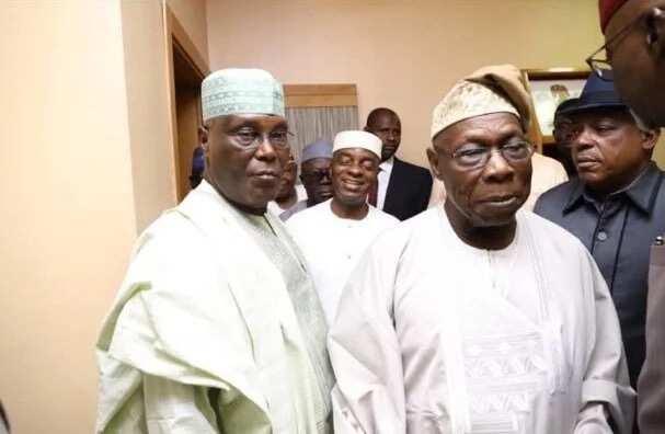 Ba zan taba goyon bayan Atiku a matsayin shugaban kasa ba – Obasanjo yayi amai ya lashe