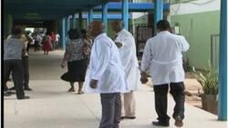 LAUTECH Teaching Hospital sacks 255