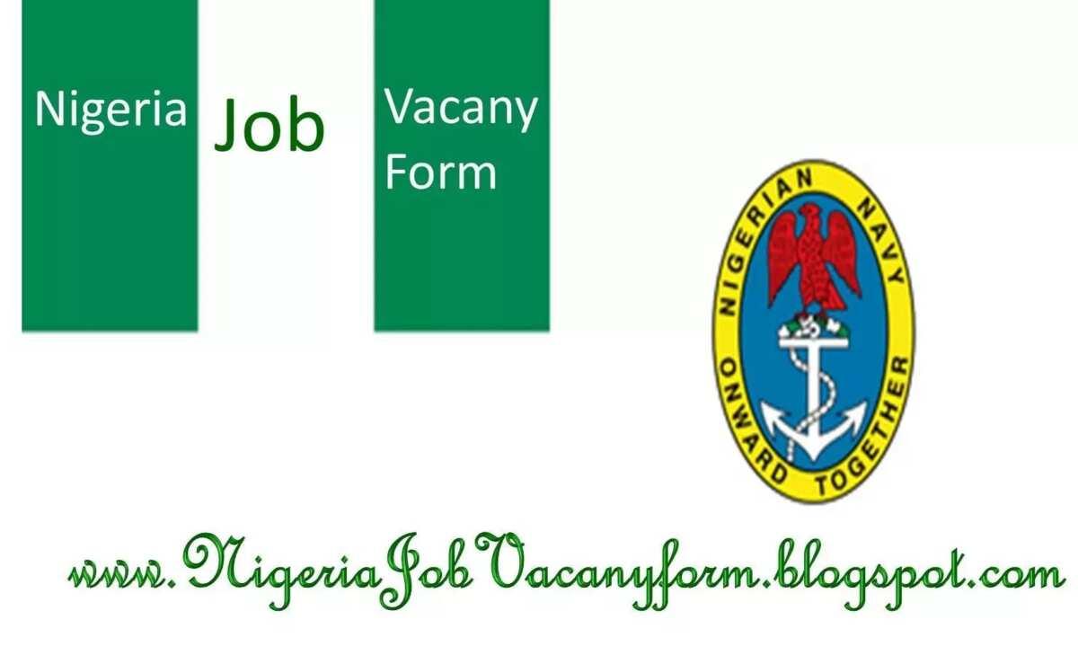 Job in Nigerian Navy