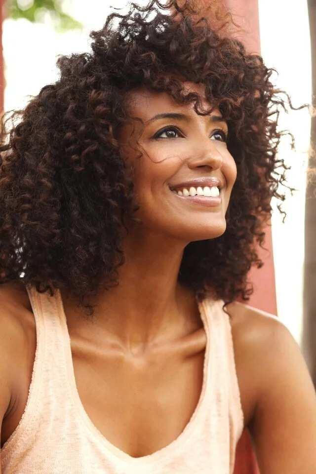 Ethiopian men attractive