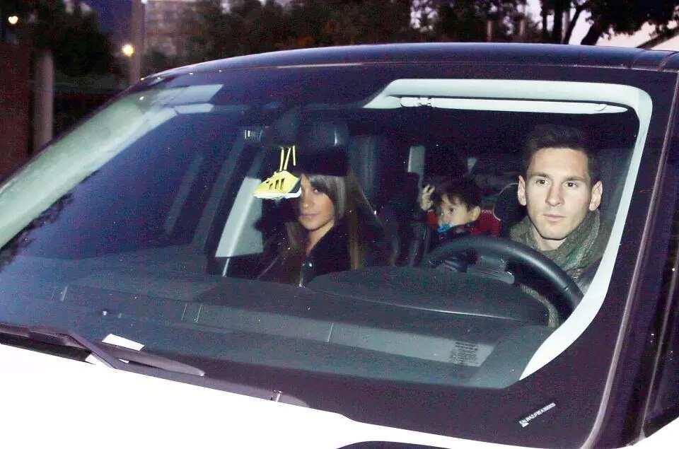 Audi Q7 Lionel Messi cars