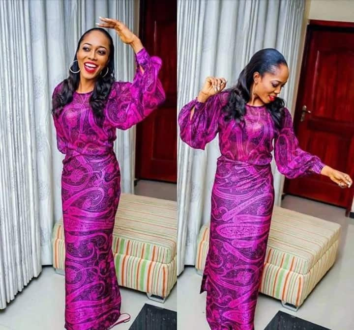 Nigerian blouse