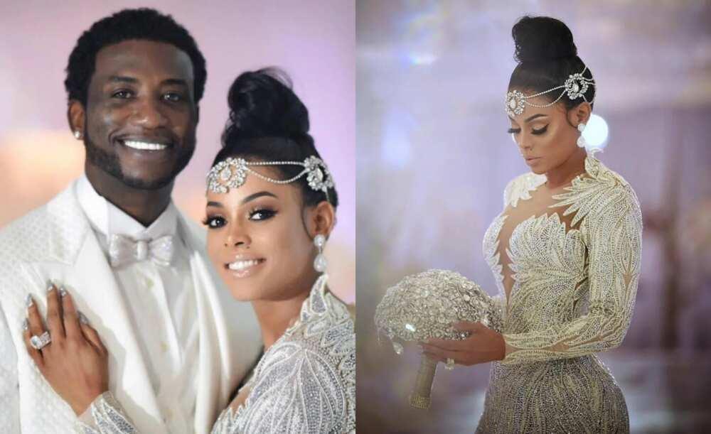491eecd2b2d Gucci Mane wife and their lavish wedding ▷ Legit.ng