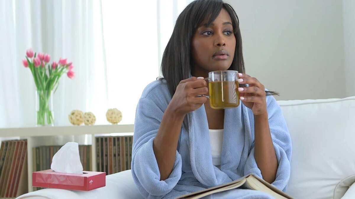 Benefits of pawpaw leaf tea