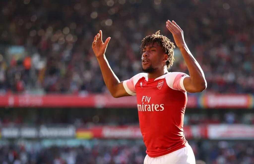 Arsenal legend Robert Pires claims Nigeria's Alex Iwobi is a great player