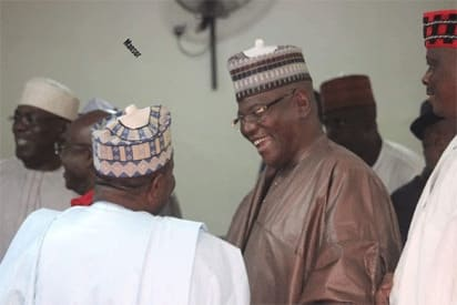 'Yan takaran PDP a zaben 2019 sun yi wani zama a cikin Garin Abuja