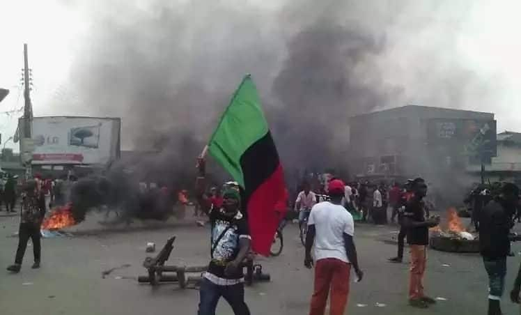 MASSOB says its members are being persecuted in Aba, but this will not stop the Biafra flag hoisting