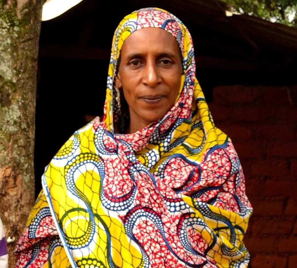 Fulani attire traditional