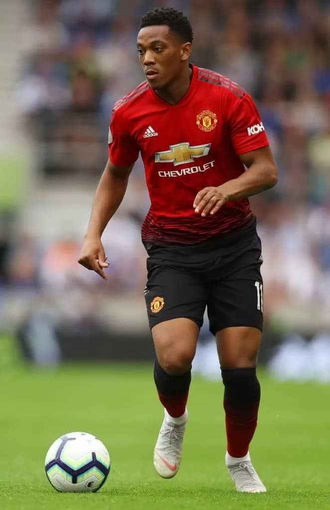 Man Utd reject offers for Anthony Martial from Atletico and AC Milan